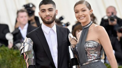 Zayn Malik and Gigi break...