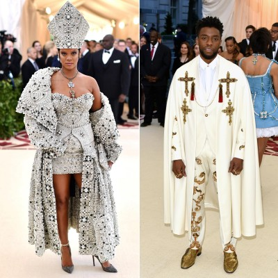 Met Gala's 2018, heavenly...
