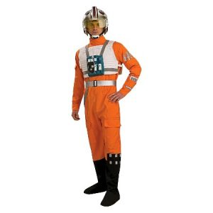 Star Wars X-Wing Fighter Pilot Adult Costume