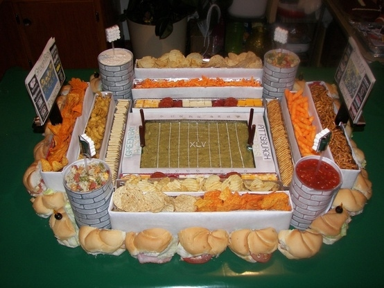stadium out of food