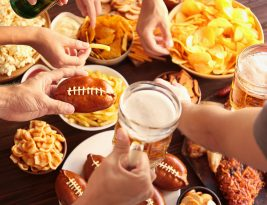 Finger Lickin' Restaurant Deals for Super Bowl LI