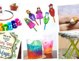 Cheap and Chic Crafting with Menucha from MomsandCrafters.com