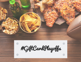 Complete NFL Playoffs Savings Guide #GiftCardPlayoffs