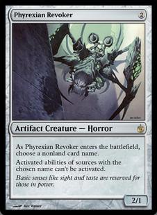 Phyrexian Revoker