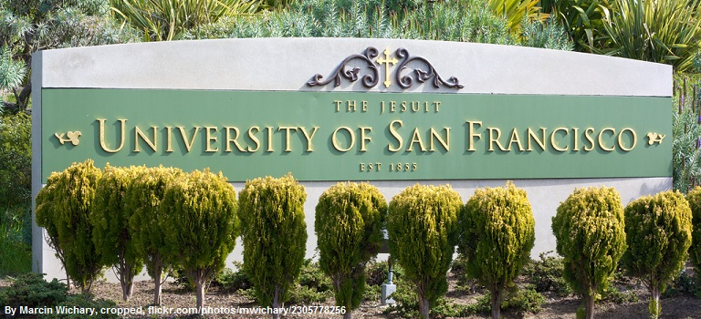 Gender-Ideologie, Promoted Contraception Unter USF Vice Provost an Bord der Abtreibungsklinik USF-sign