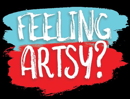 Feeling Artsy?