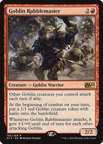 Goblin-Rabblemaster