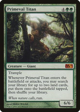 Primeval-Titan