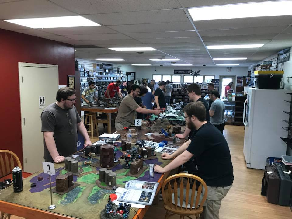 LGS Spotlight: The Geekery