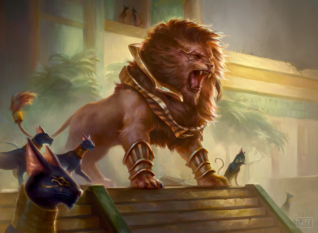 An Ode To Cats (and a Lesson in Deckbuilding)