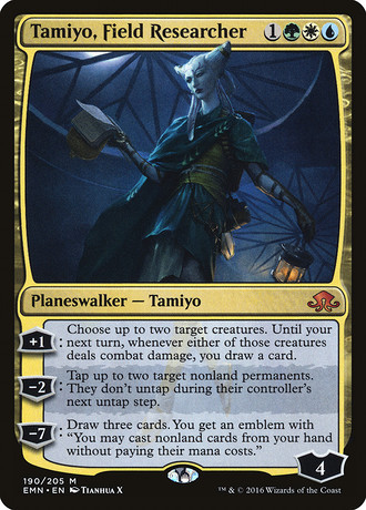 Tamiyo--Field-Researcher