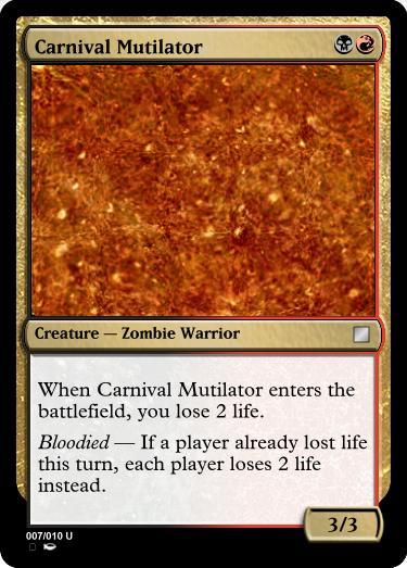 Carnival-Mutilator