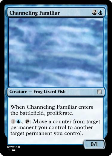Channeling-Familiar