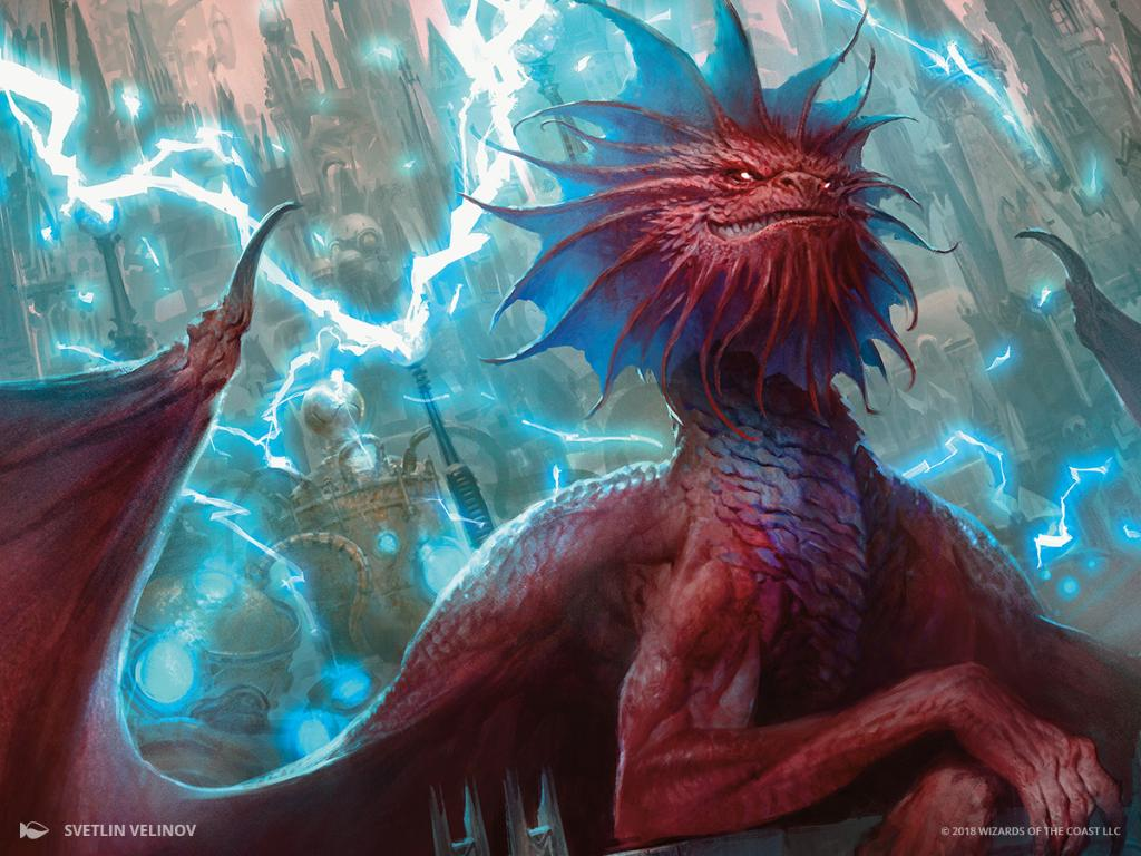 The Search for Spice: Niv-Mizzet, Parun
