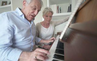 Music improves our seniors' lives! 4