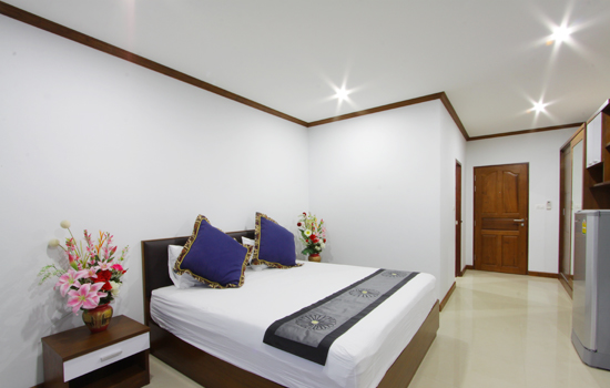 Your condo in Thailand for $330 USD per month, complete with pool and fitness room.