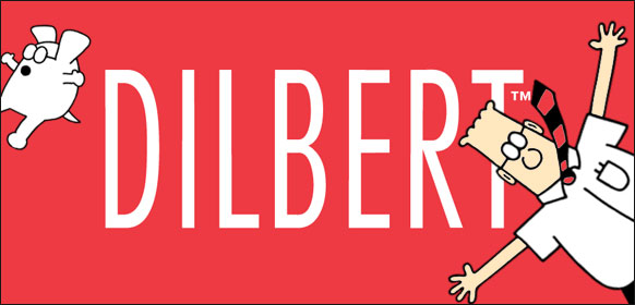 "Interview with Scott Adams, Creator of ""Dilbert"""