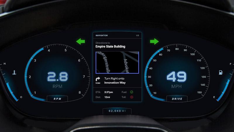 car dashboard e91 Copy
