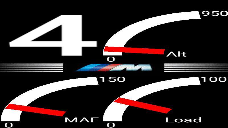 BMW Gear 8 new