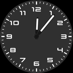Clock-Basic Analog