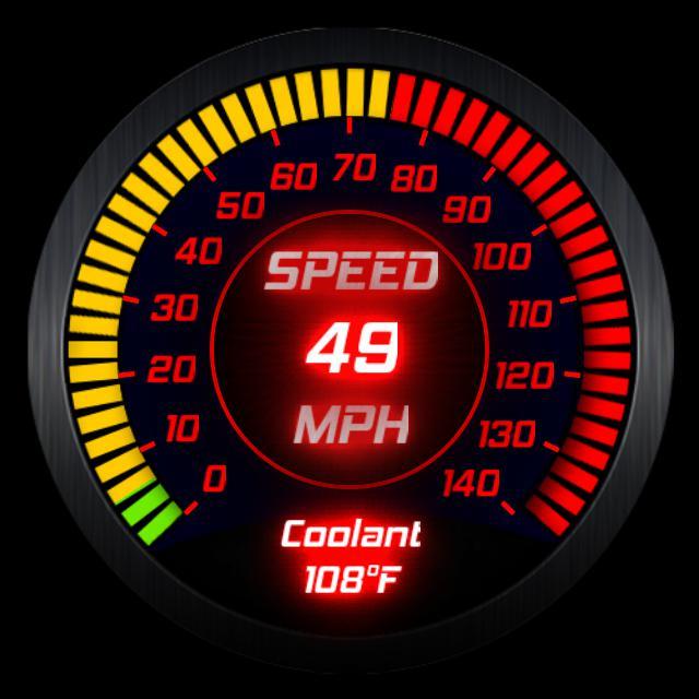 Speed / Temp