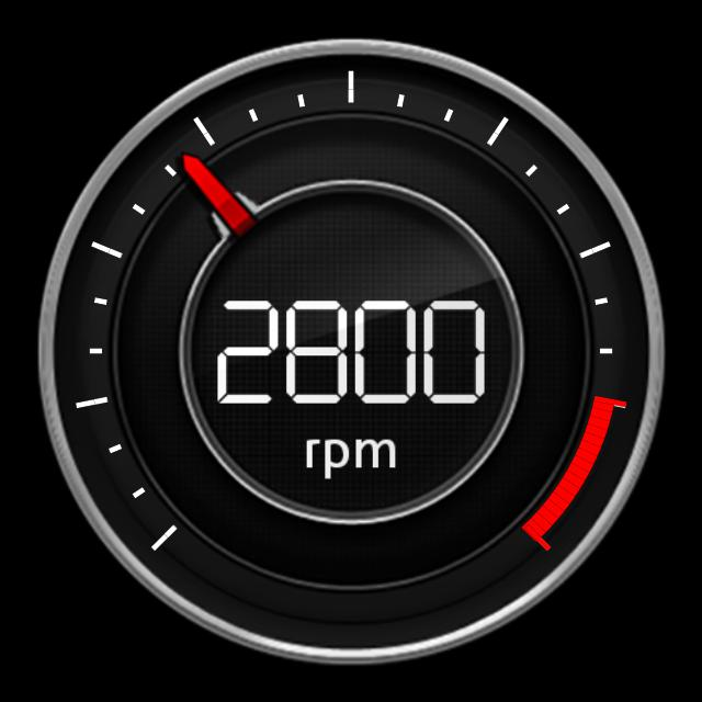 VW Performance Monitor RPM