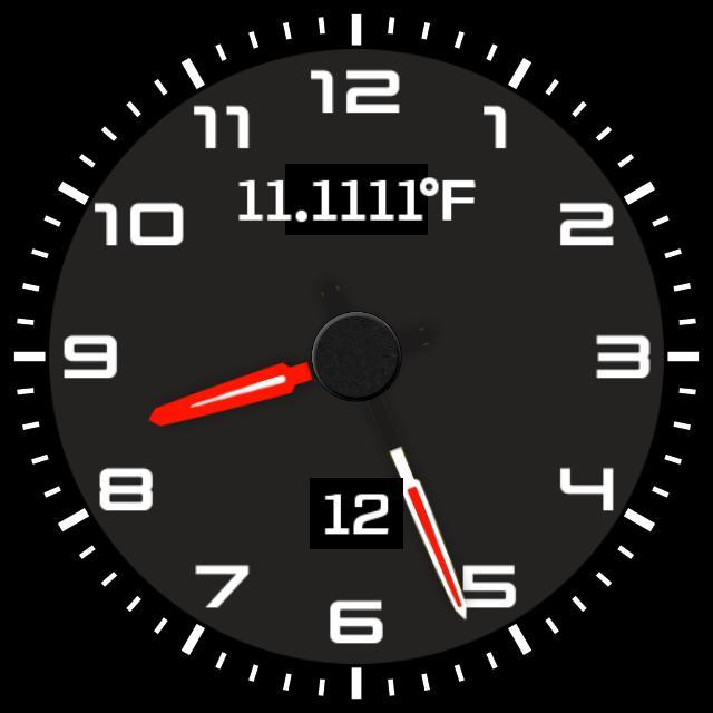 Clock-Basic Analog 1