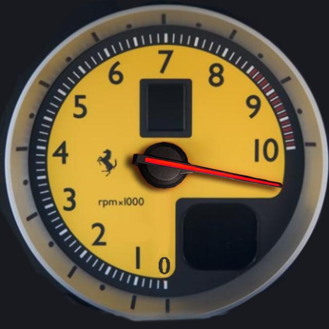 Ferrari RPM