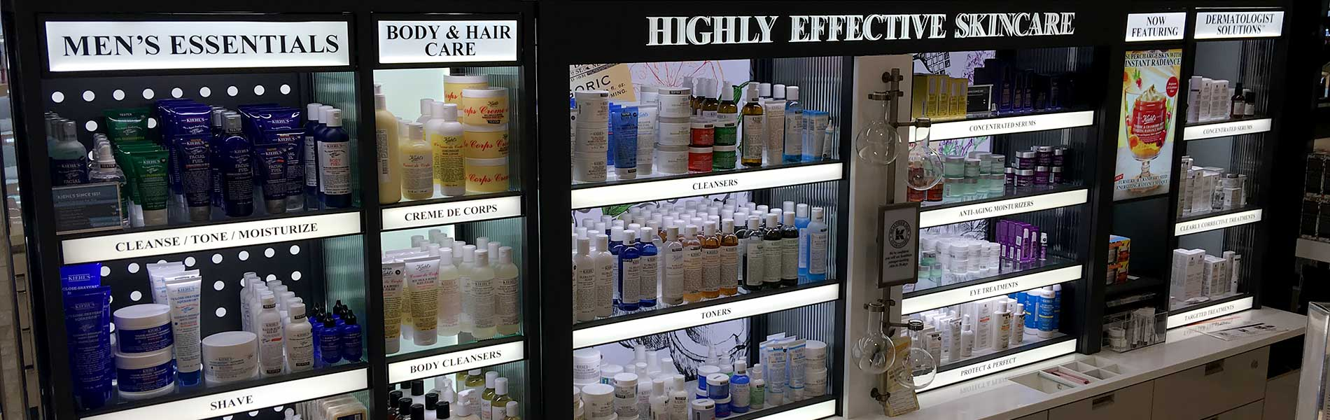 Creating high-quality store fixtures,