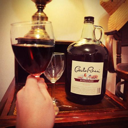 Jug Of Wine Best Red Amp White Wine In A Jug Carlo Rossi