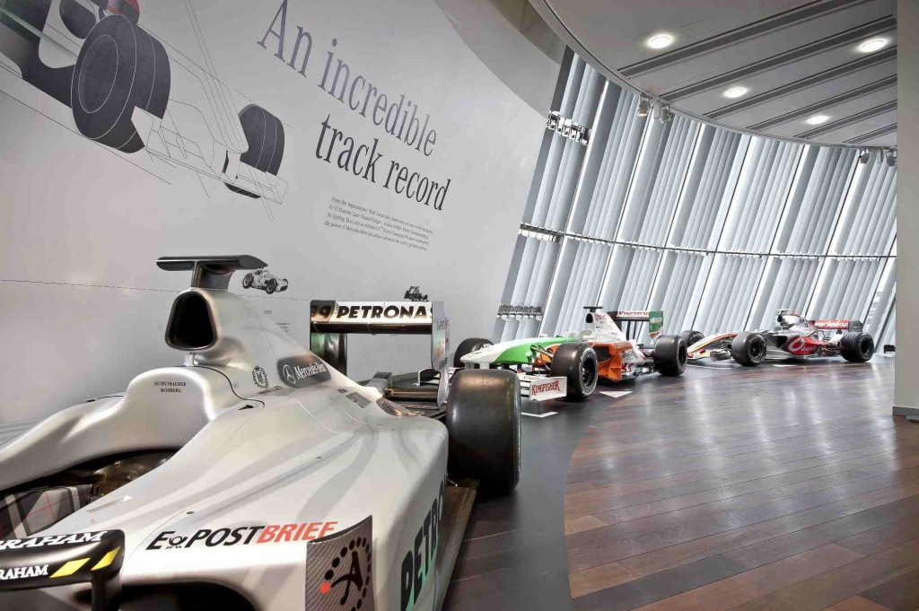Mercedes-Benz F1 Racing Car @ Mercedes-Benz Museum