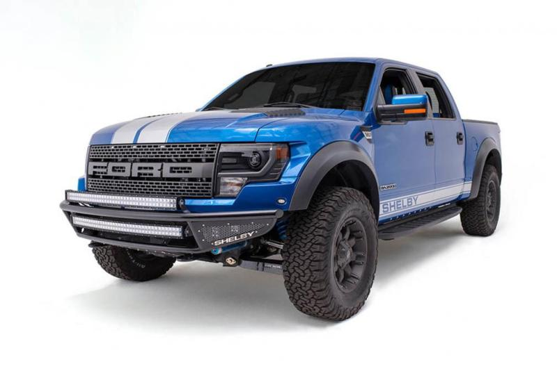 Ford Raptor Shelby 2017 >> Shelby Baja 700 Monster Berbasis Ford F 150 Raptor