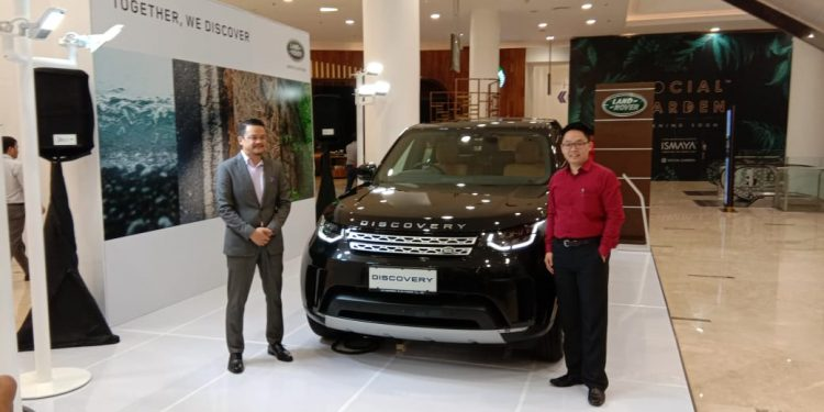 Land Rover Discovery 5 terbaru