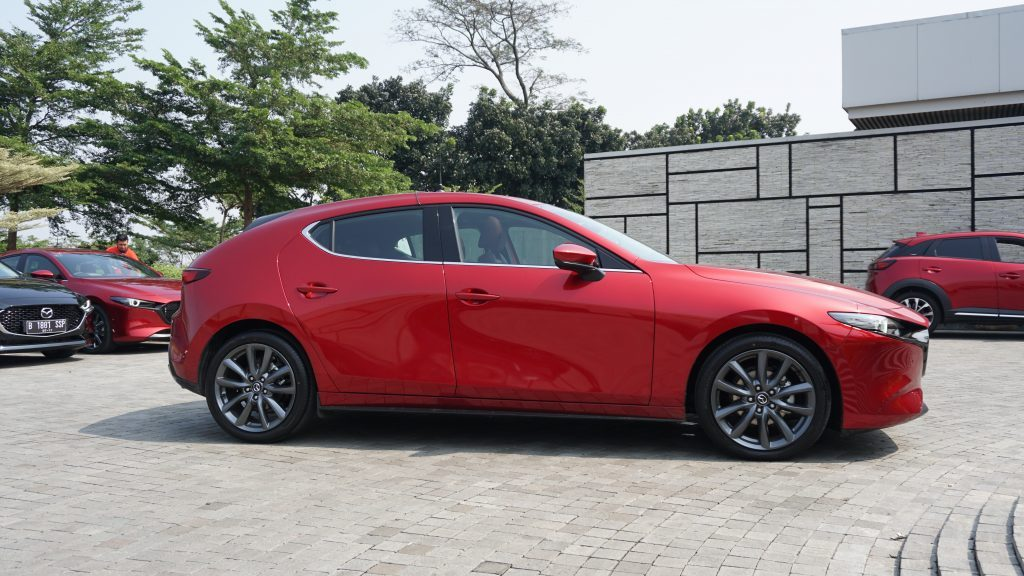 All New Mazda3 (Carmudi/Fransiscus Rosano)