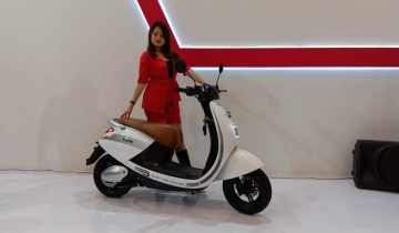 New Viar Q1 pre-launching di GIIAS 2019