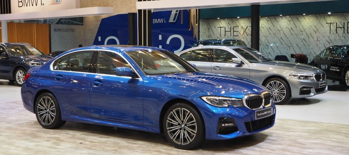All New BMW Seri 3 di Indonesia, GIIAS 2019