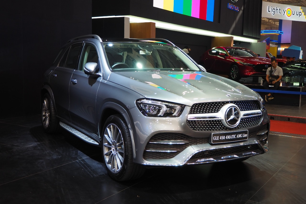 Mercedes Benz GLE 450 4MATIC AMG Line