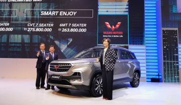 Servis mobil Wuling