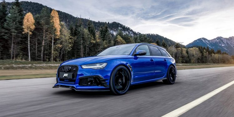 Audi besutan single tuner ABT