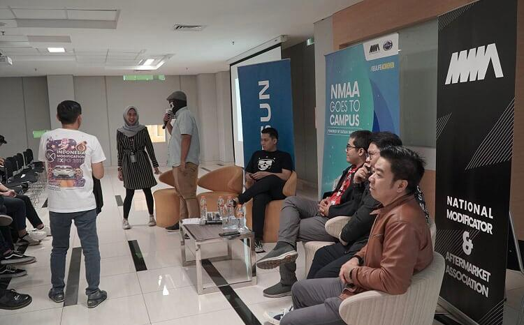 NMAA Goes to Campus, sasar milenial