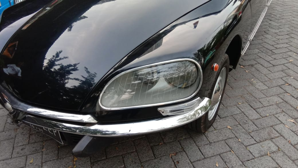 Lampu Citroen DS Break 1970