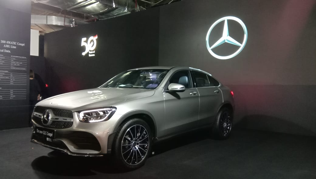 GLC 300 4Matic Coupe AMG Line