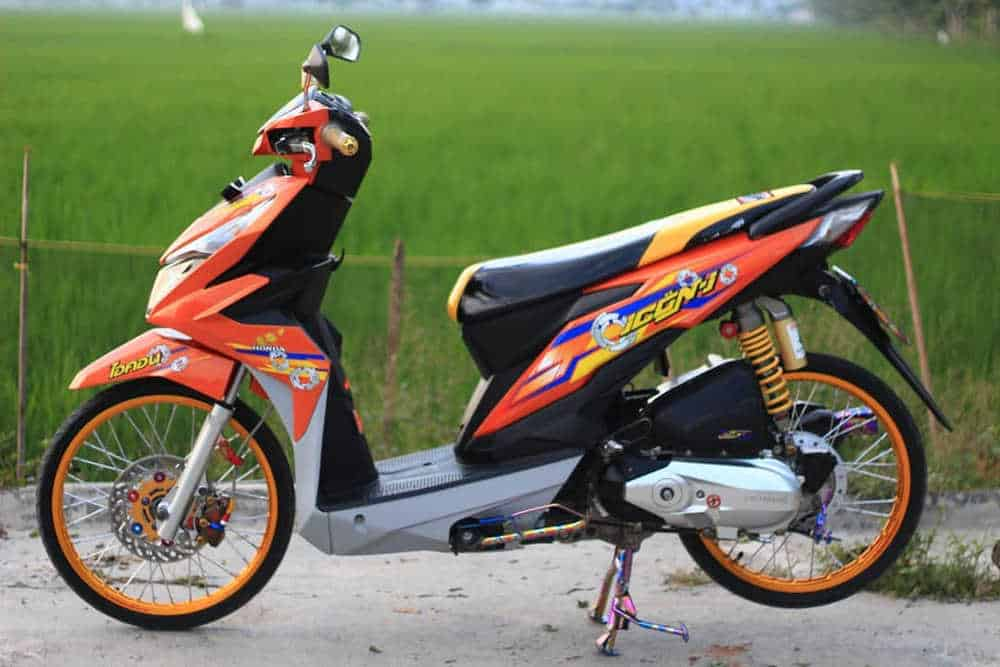 Thailook style, photo: Otonesianet