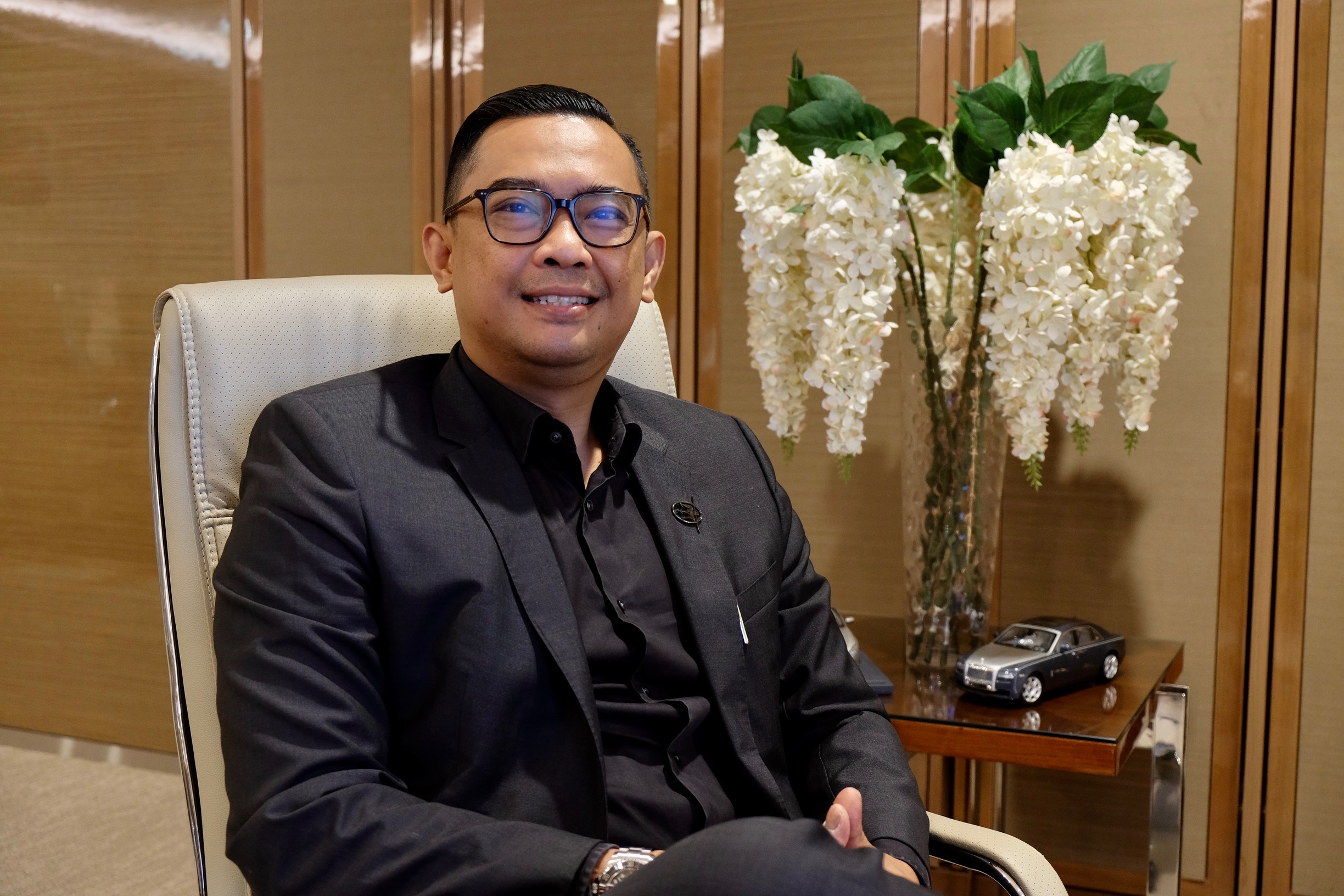 Dhani Yahya, Director Operation Maserati Indonesia