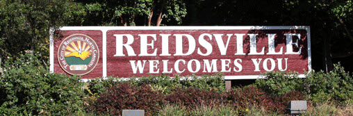 Reidsville,  Rockingham County, North Carolina