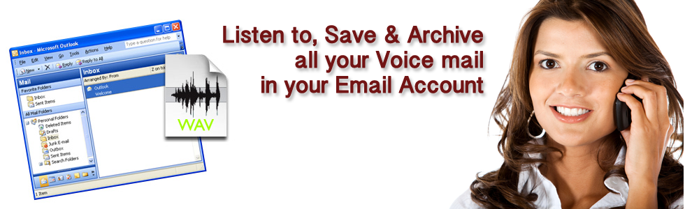 Voicemail to Email | Carolina Digital
