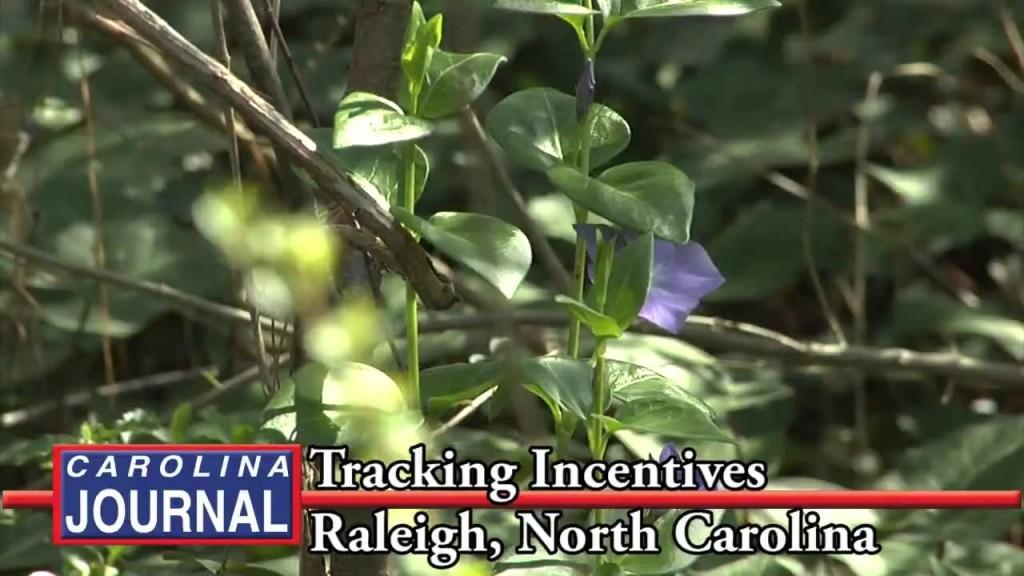 N C  Needs Changes to Track Economic Incentives - Carolina Journal