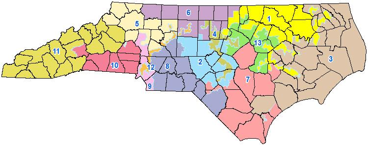 NC Supreme Court Ends Redistricting Lawsuit  Carolina