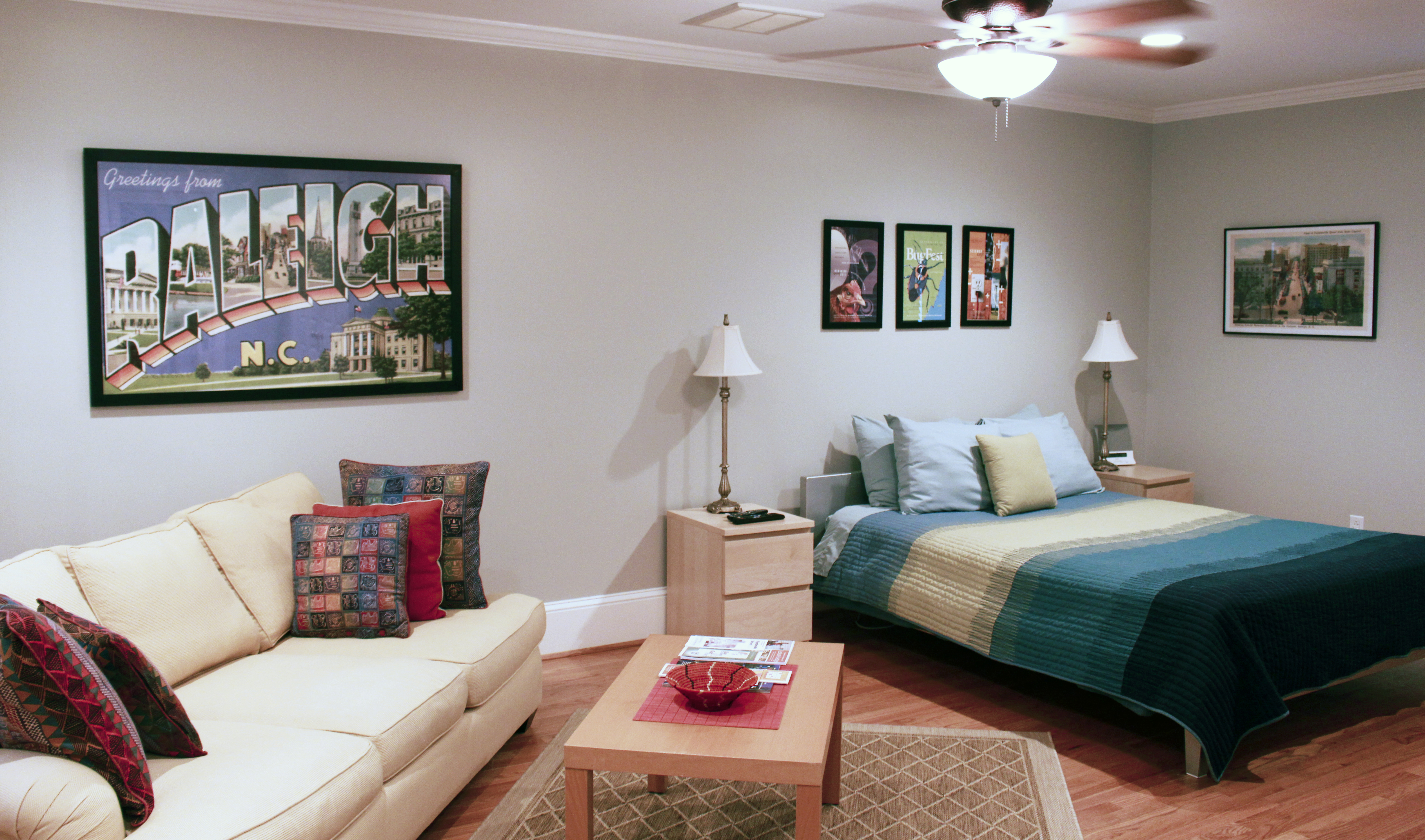 raleigh not only city considering airbnb crackdown. Black Bedroom Furniture Sets. Home Design Ideas