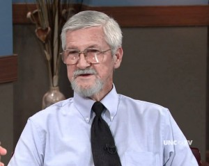 Charles Kenneth Moss (Photo from UNC-TV)